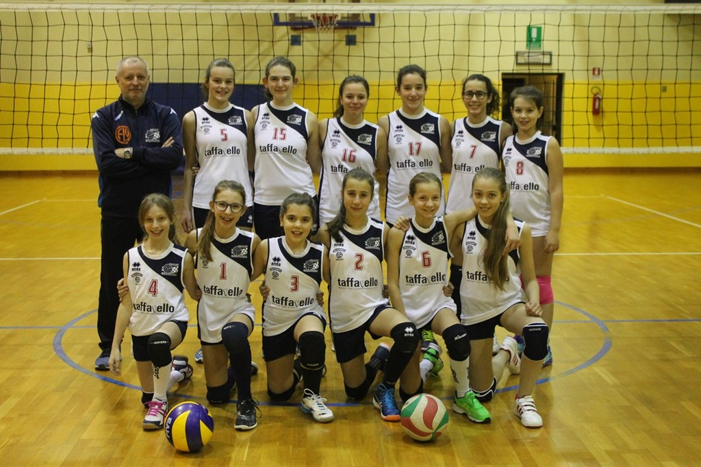 ORIZZONTI VOLLEY BLACK 2016 / 2017