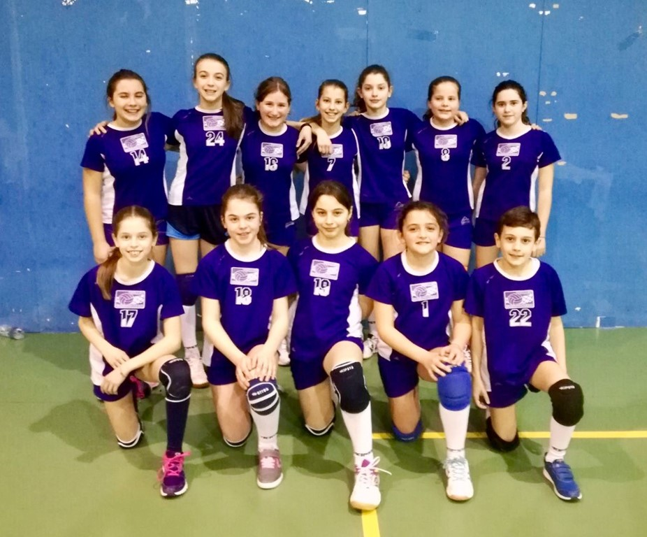 ORIZZONTI VOLLEY VIOLA 2016 / 2017