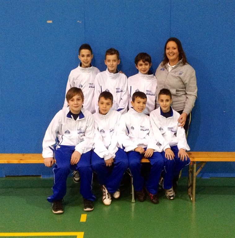 Volley Breda Under 13 Maschile 2012 / 2013
