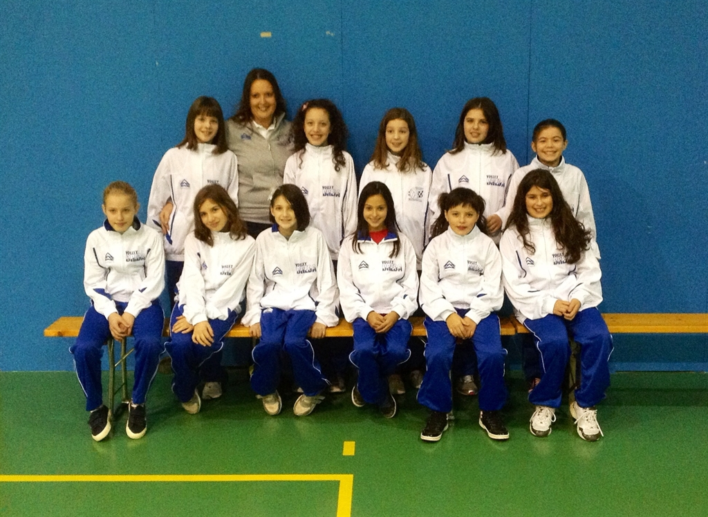 Volley Breda Mini e U12 Masch. e Femm. 2012 / 2013