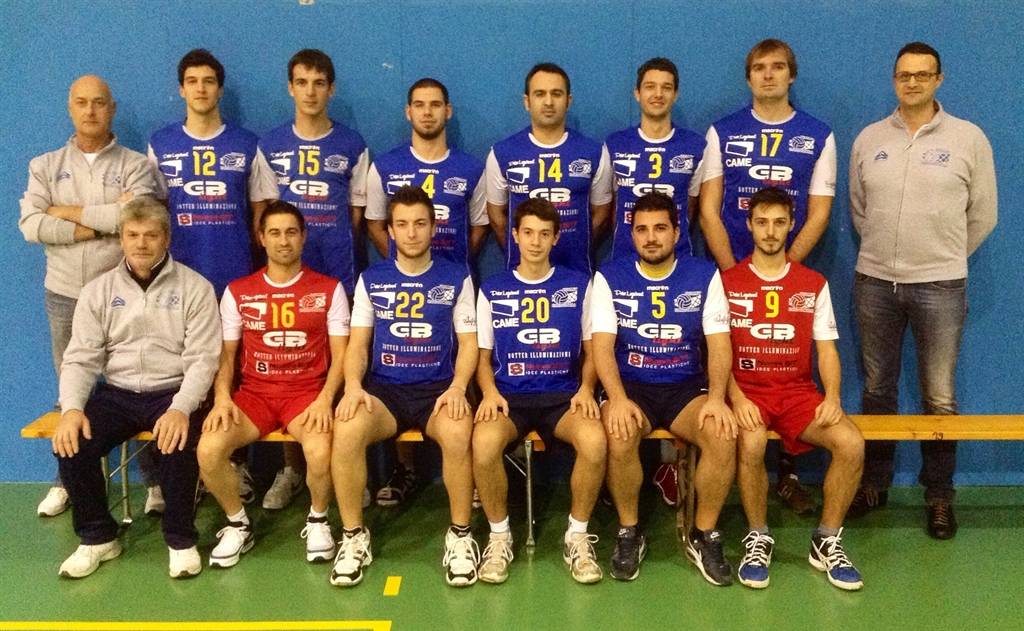 GB Light Came serie D Maschile 2012 / 2013