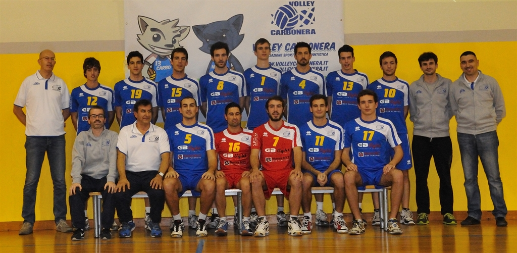 GB Light serie C Maschile 2013 / 2014