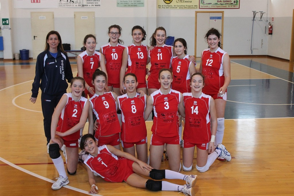 UNDER 14 - Rosso 2013 / 2014