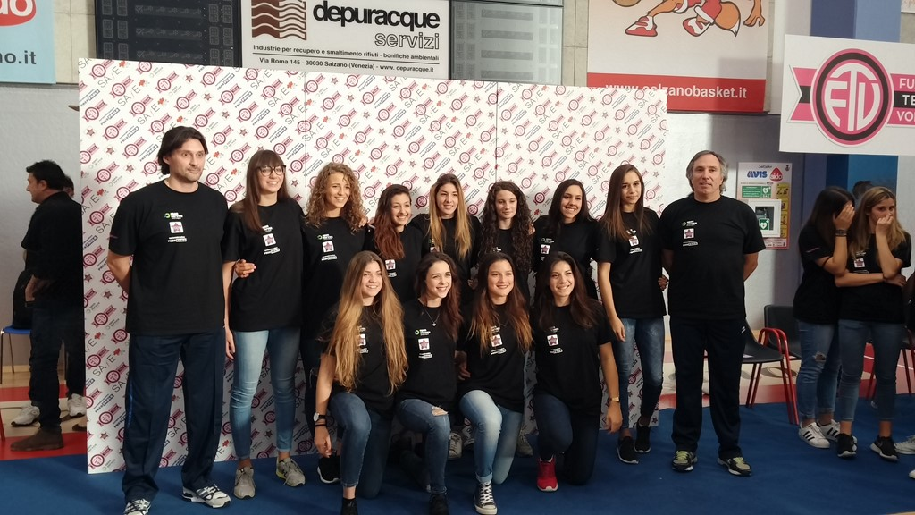 UNDER 18 - SERIE D Fusion Team Volley OPENSERVICE 2015 / 2016