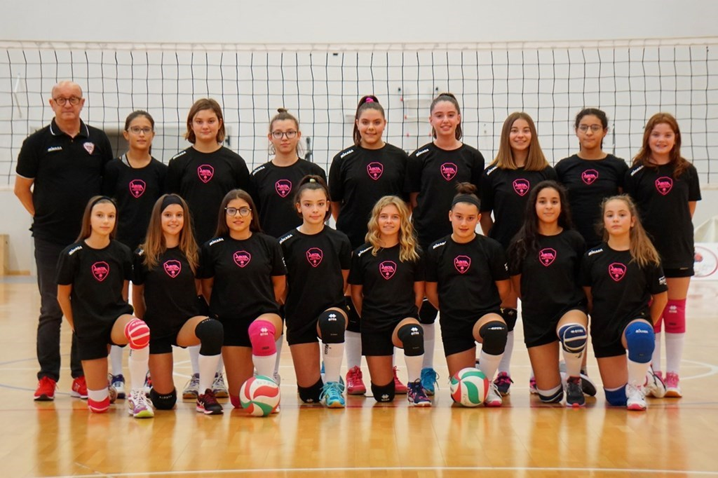 U13 Femminile Gallery Cafè Girls 2018 / 2019