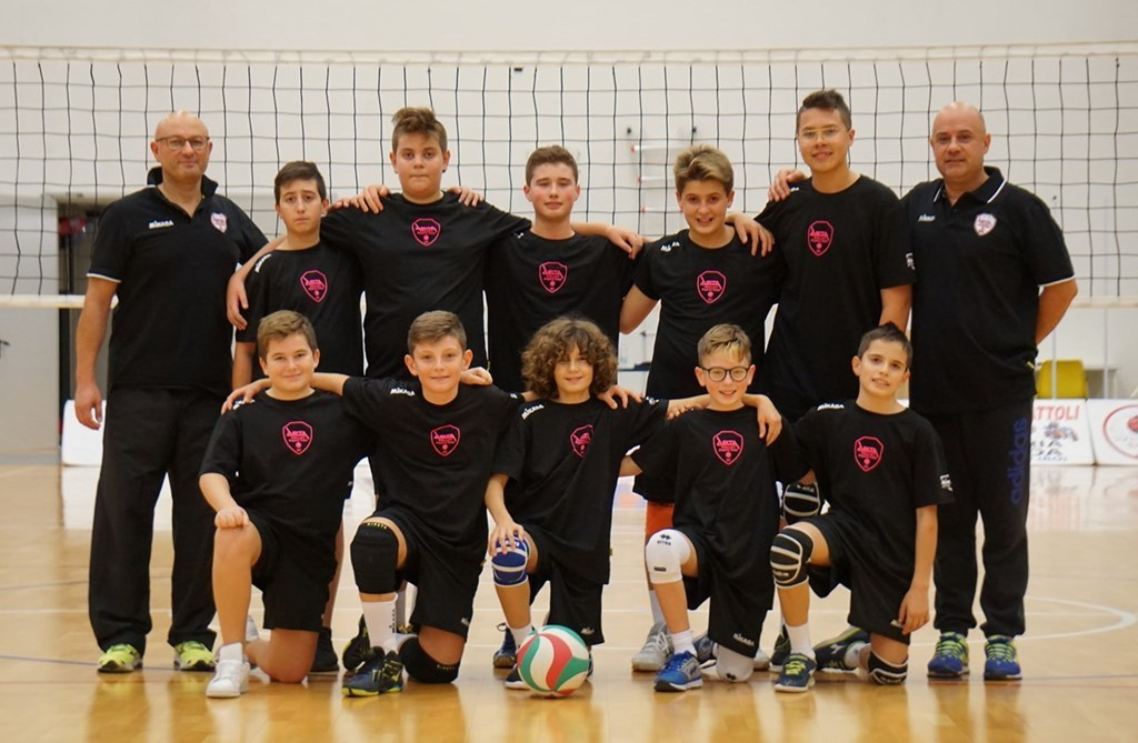 U13 Maschile Gallery Cafè Boys 2018 / 2019