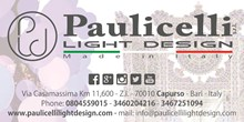 PAULICELLI LIGHT DESIGN