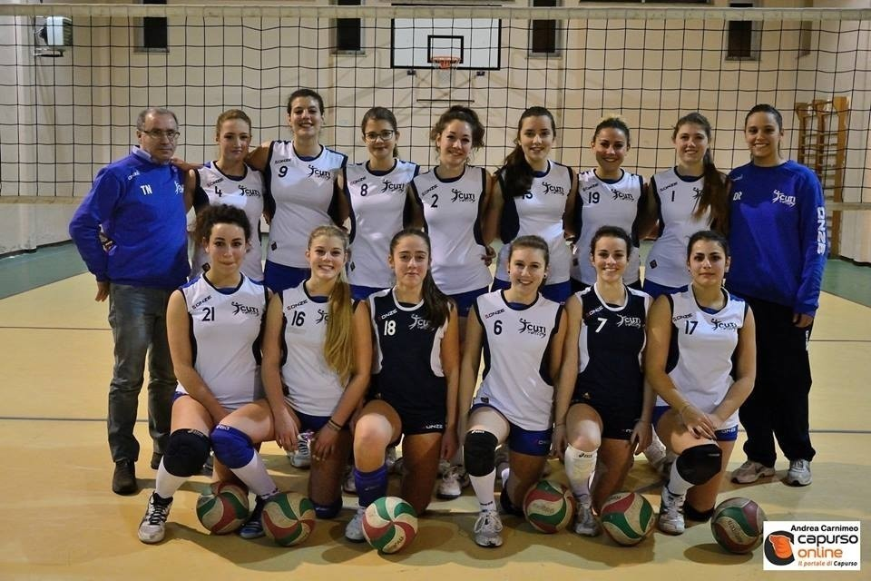 CUTI VOLLEY (1DF) 2016 / 2017