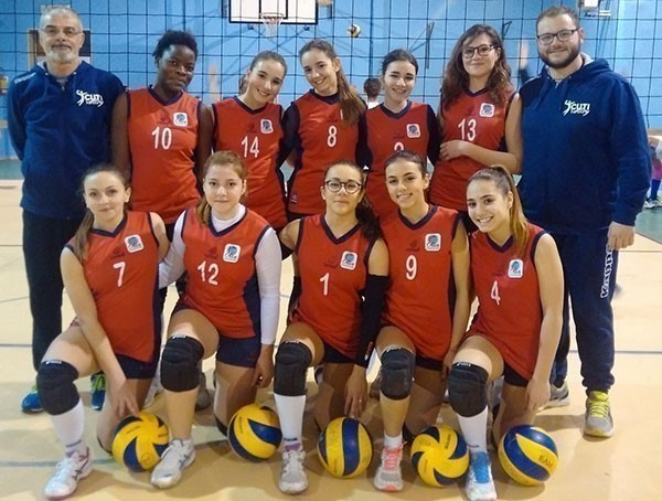CUTI VOLLEY (U16F) 2016 / 2017