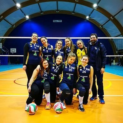 CUTI VOLLEY (U18F) 2016 / 2017
