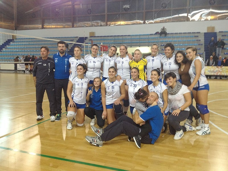 Serie D (CUTI VOLLEY) 2013 / 2014