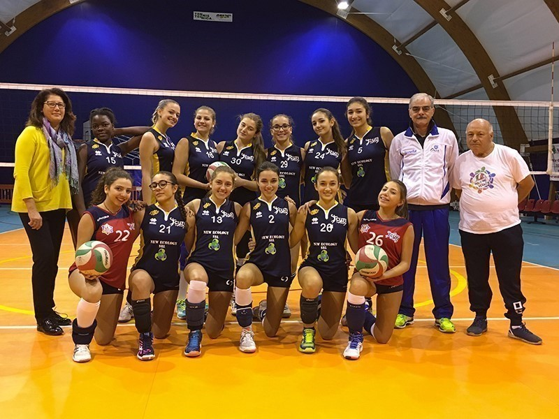 ORSACUTI VOLLEY (Trofeo Junior) 2018 / 2019