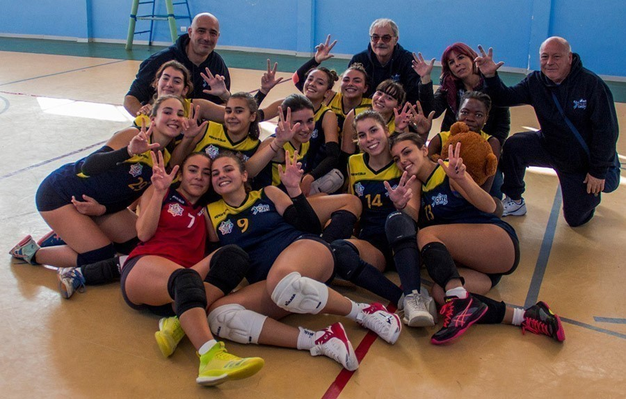 ORSACUTI VOLLEY (U18F) 2019 / 2020