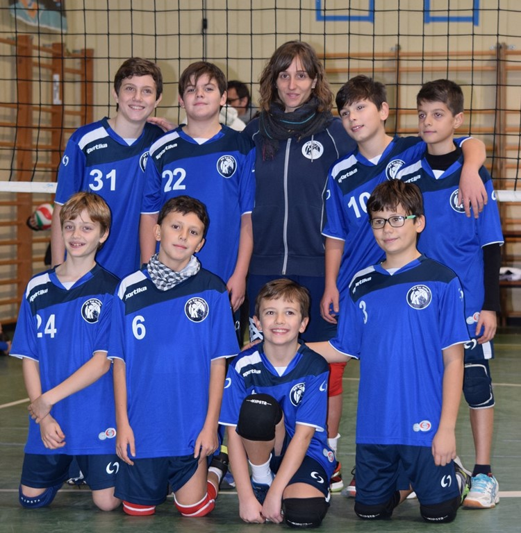 Under 13/12 Maschile Fipav 2017 / 2018