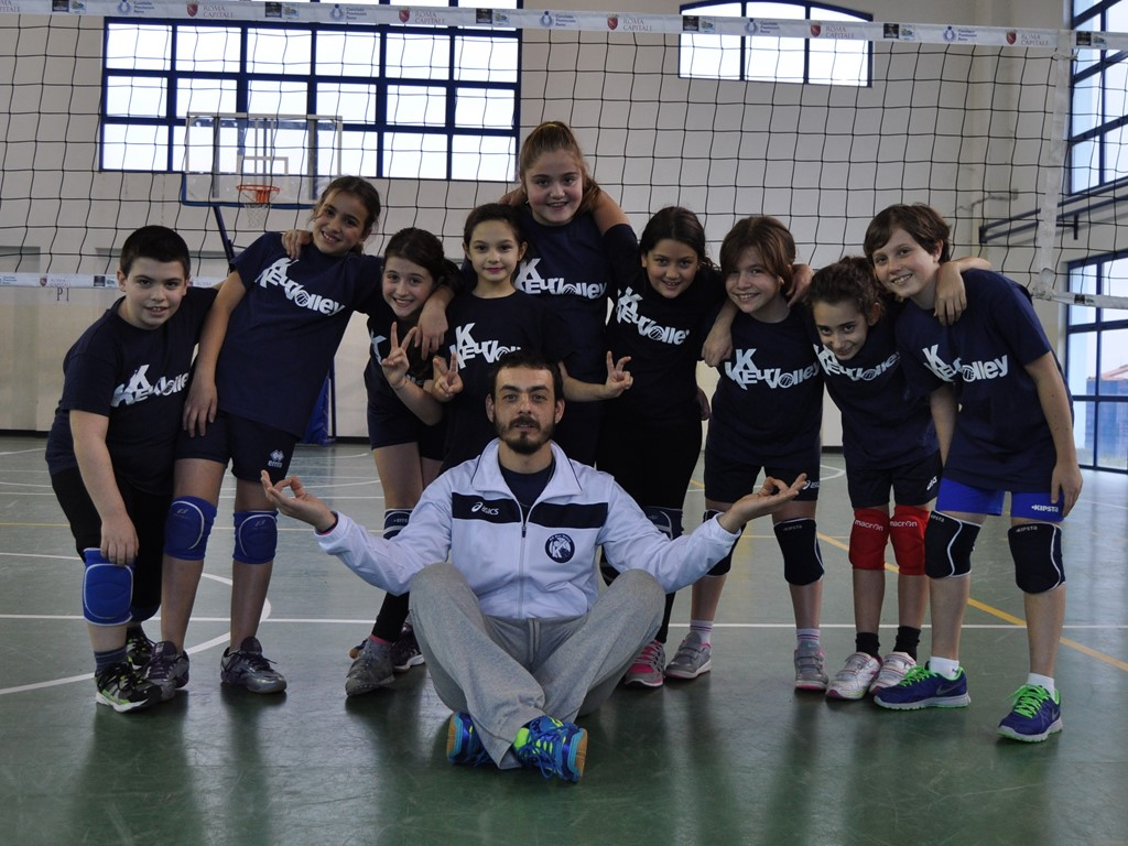 Under 12/Minivolley Alessandrini 2015 / 2016