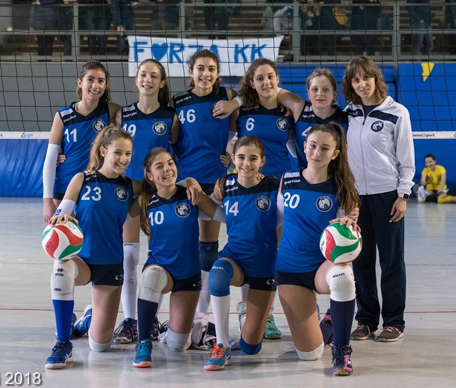 Under 13 Femminile Elite 2017 / 2018