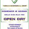 Open Day Camp 2016