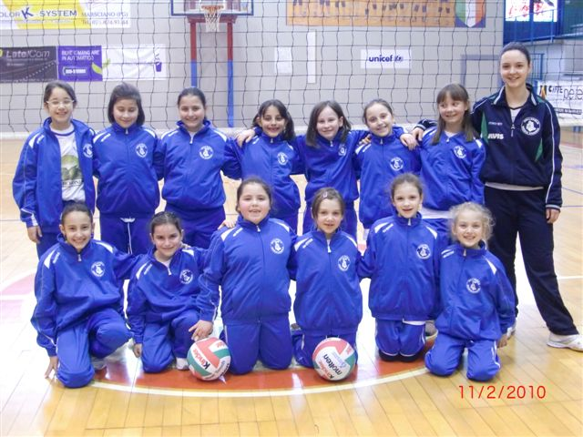 BABY VOLLEY 2009 / 2010