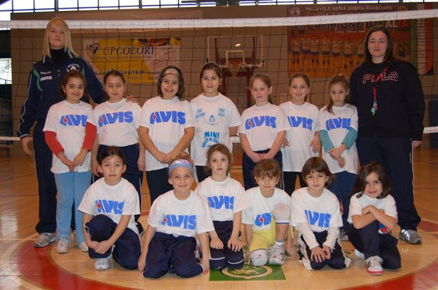 BABYVOLLEY 2008 / 2009