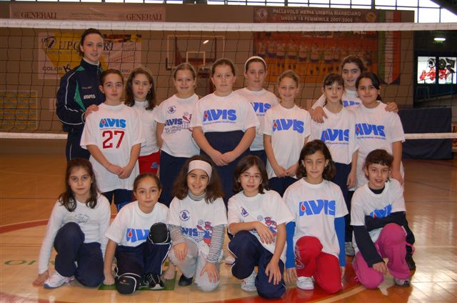MINIVOLLEY 2008 / 2009