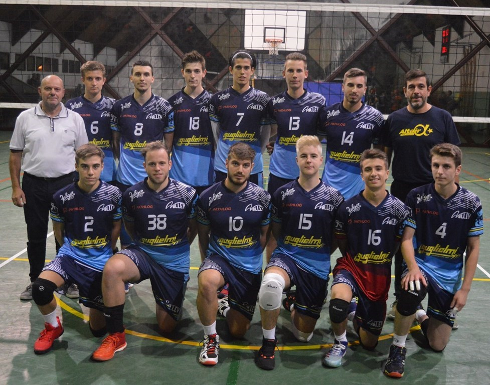 Serie D Volley Ardens - USD Altair 2018 / 2019