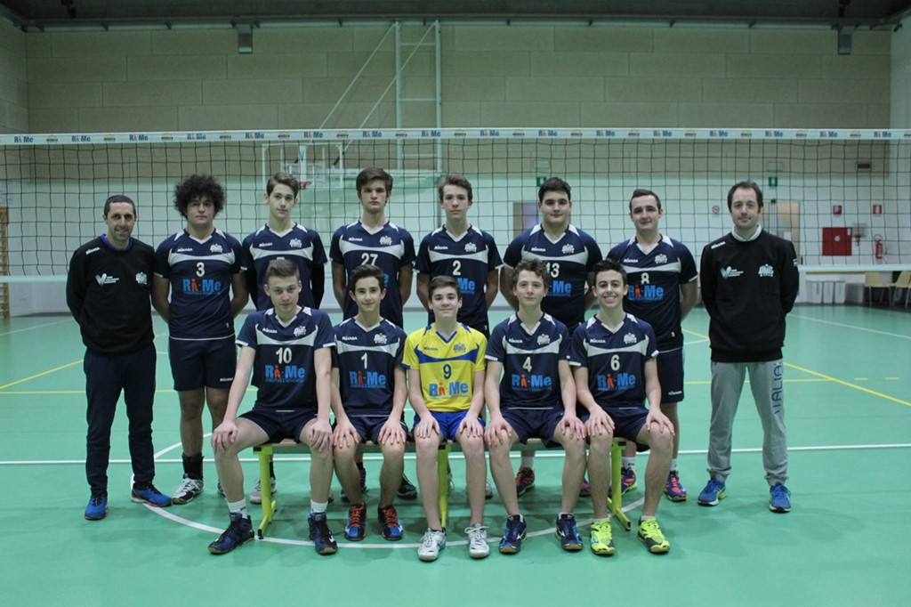 UNDER 16 MASCHILE BESSICA & ROSSANO BLACK 2017 / 2018