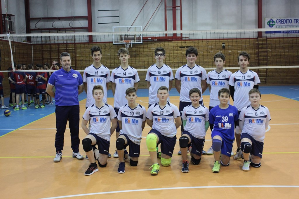 UNDER 16 MASCHILE BESSICA & ROSSANO RED 2017 / 2018
