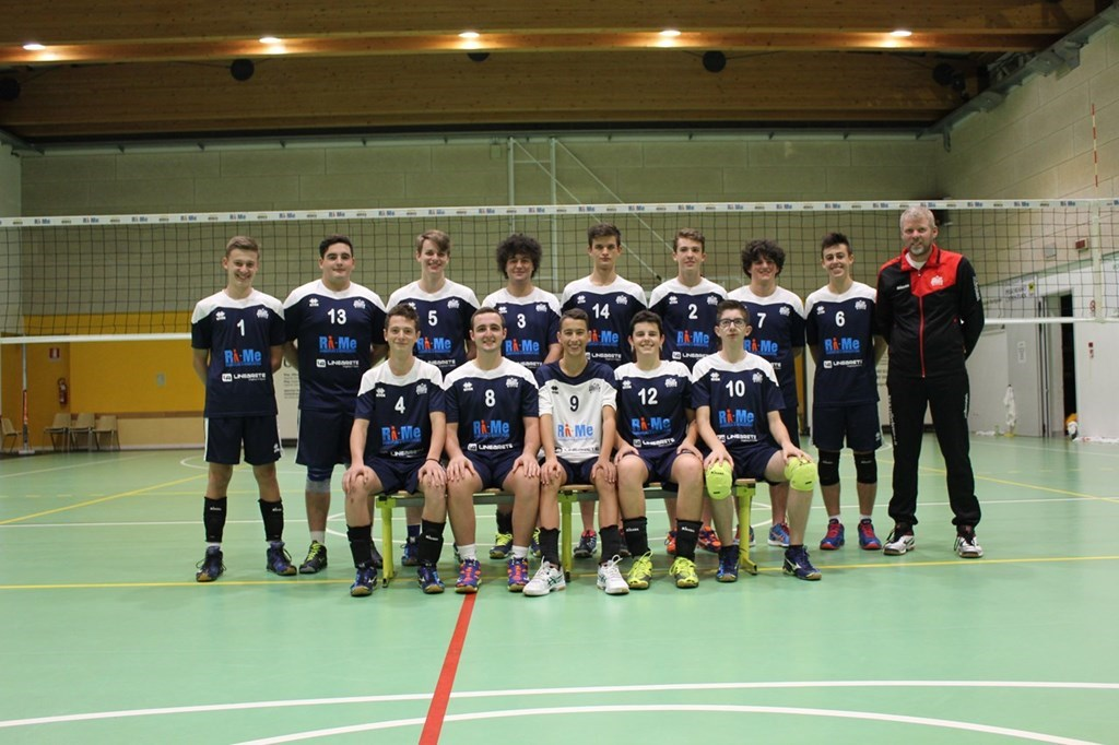 Under 18 Maschile Bessica & Rossano Volley 2018 / 2019