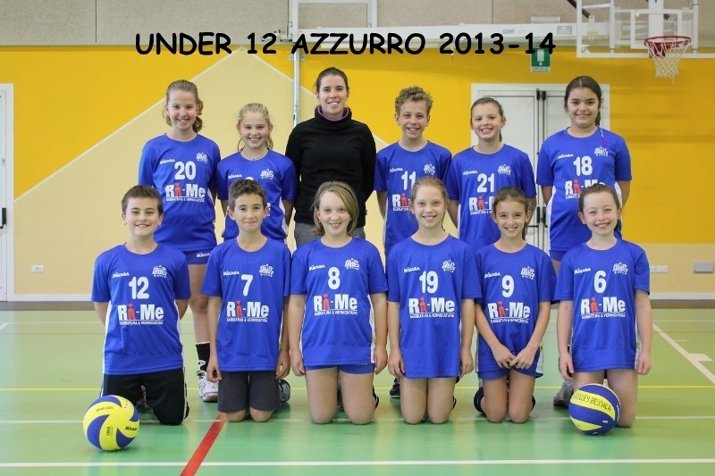 Under 12 Mix AZZURRO 2013 / 2014