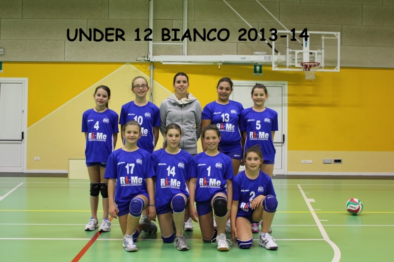 Under 12 Mix BIANCO 2013 / 2014