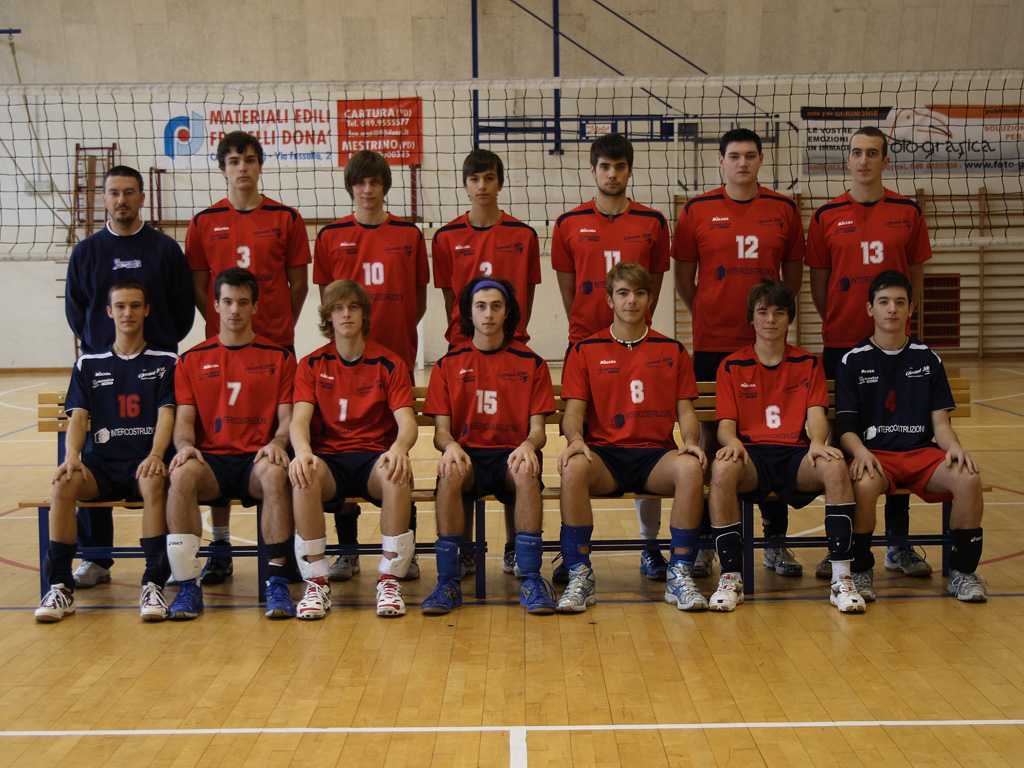 Intercostruzioni Under 18 2009 / 2010