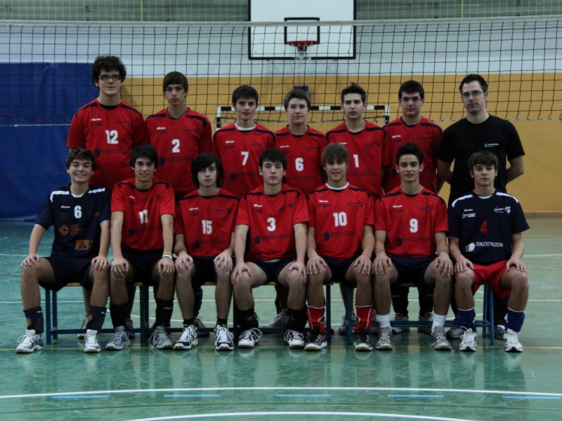 Intercostruzioni Under 18 2010 / 2011
