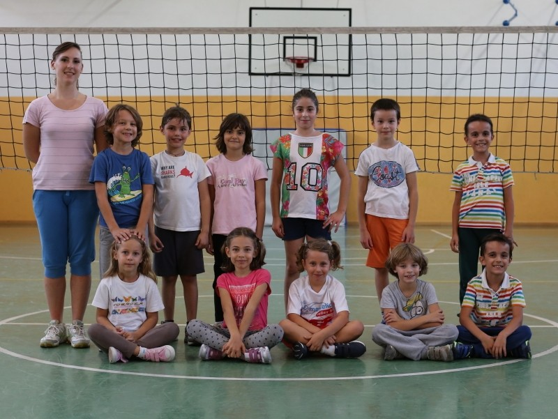 Minivolley 2014 / 2015
