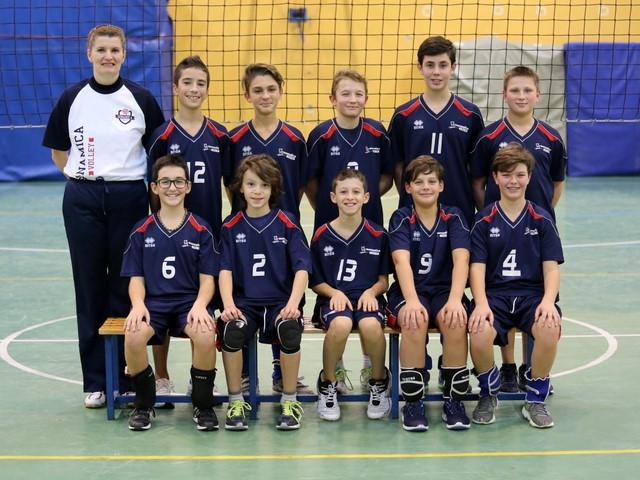 Under 13 Dinamica MetaVolley 2016 / 2017