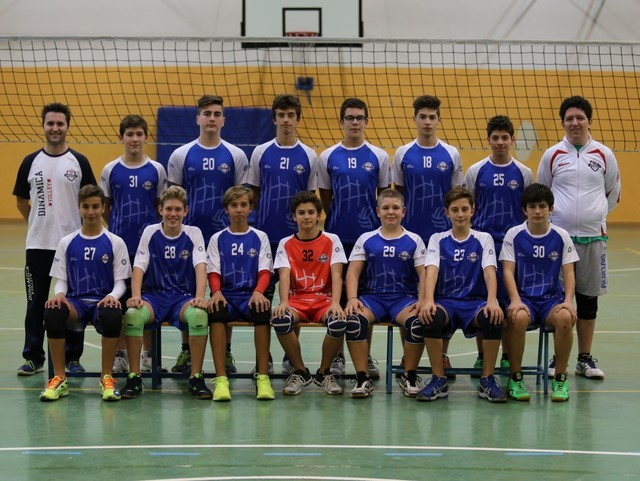 Under 16 Monselice 2016 / 2017
