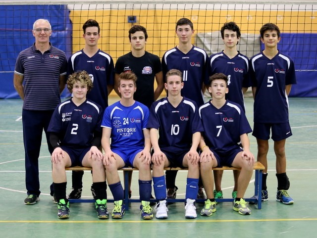Under 16 Pgs Carrarese 2016 / 2017