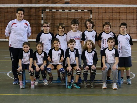 Minivolley Monselice 2016 / 2017