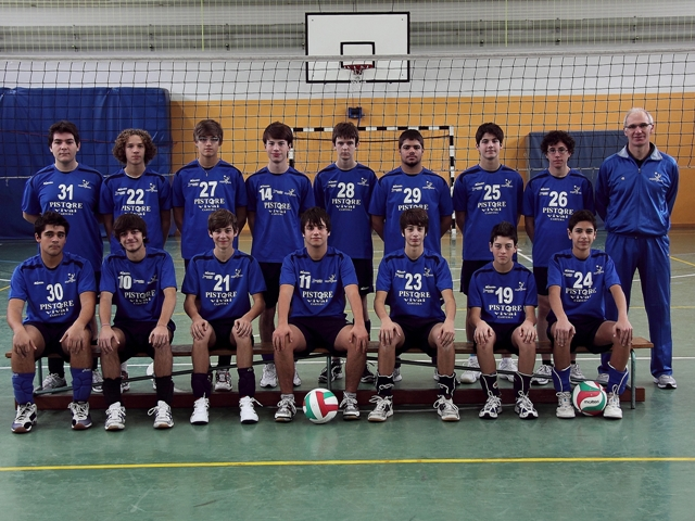 Pgs_Monselice Under 16 2010 / 2011
