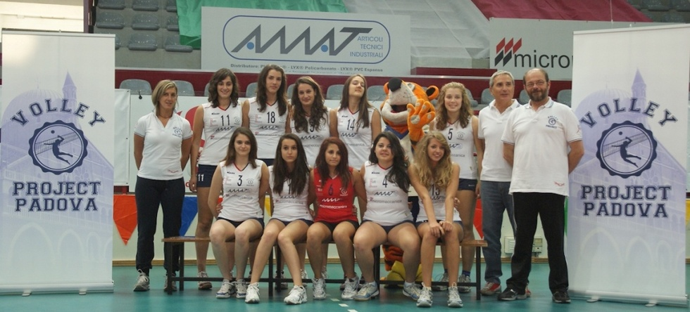 Under 16 - Micromeccanica V. Project 2011 / 2012