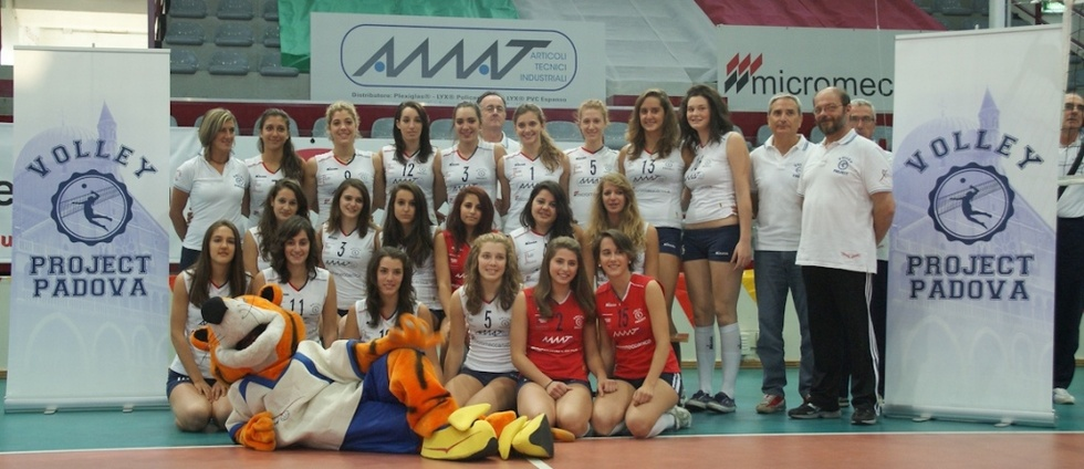 Under 18 - Micromeccanica V. Project 2011 / 2012