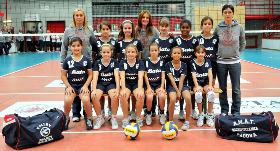Under 12 - V. PROJECT 2010 / 2011