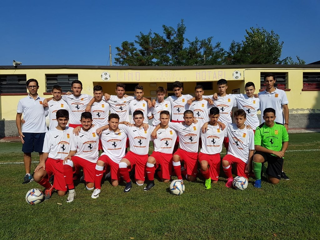ALLIEVI INTERPR. 2003 FIGC 2018 / 2019