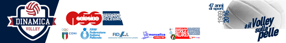Banner Dinamica Volley 2015/16