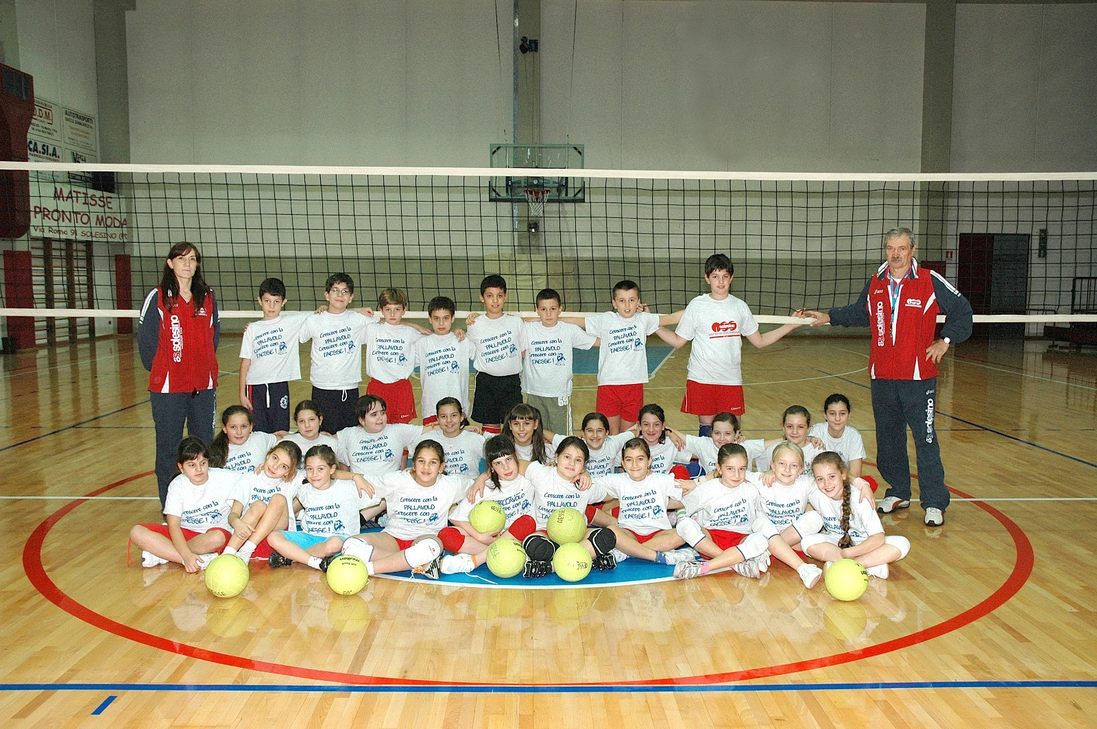 Minivolley 2 2008 / 2009