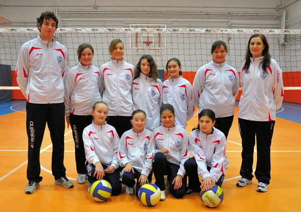 Under12 Femminile A 2010 / 2011