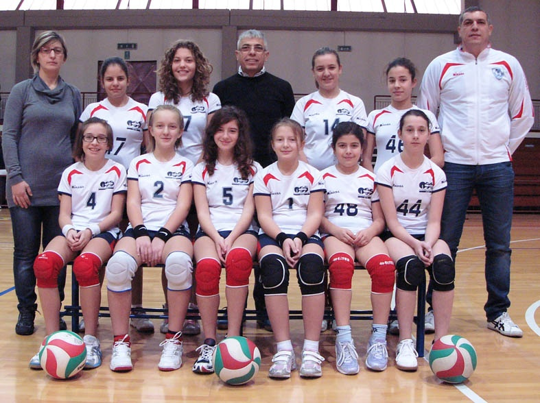 Under13 Femminile A 2011 / 2012