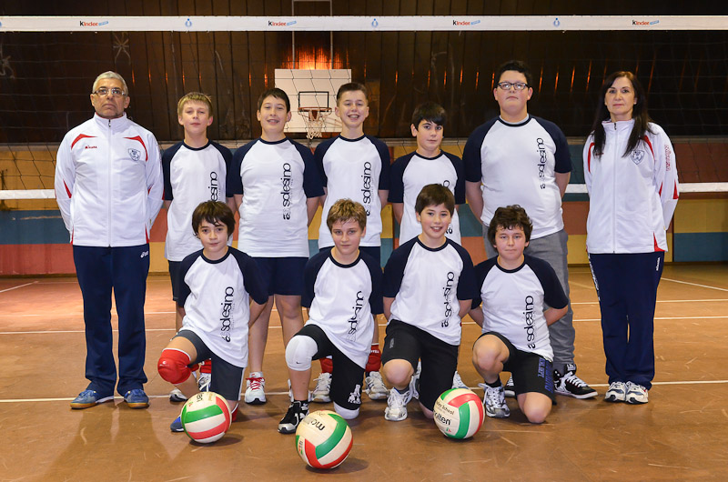 Under13 Maschile Rossa 2012 / 2013