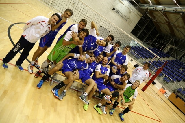Serie B Maschile Dinamica Volley TMB 2016 / 2017
