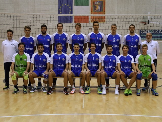 Serie B Maschile Dinamica Volley TMB 2017 / 2018