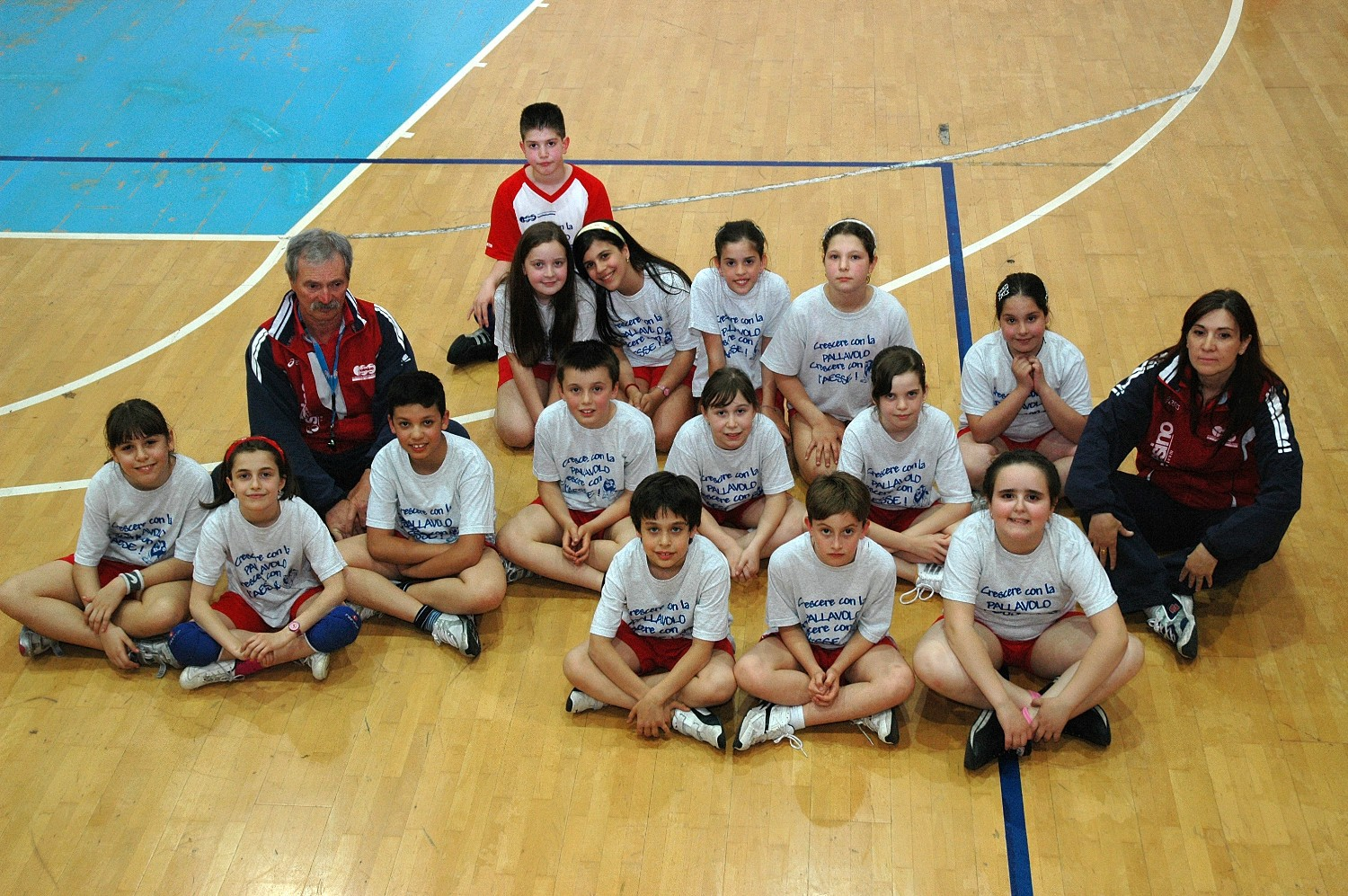 Minivolley 2 2007 / 2008
